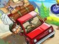 Žaidimai Hill Climb Twisted Transport