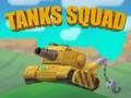 Žaidimai Tanks Squad