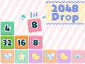 Žaidimai 2048 Drop