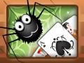 Žaidimai Amazing Spider Solitaire