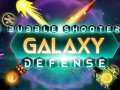 Žaidimai Bubble Shooter Galaxy Defense