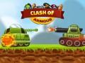 Žaidimai Clash of Armour