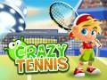 Žaidimai Crazy Tennis