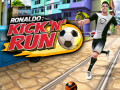 Žaidimai Cristiano Ronaldo Kick`n`Run