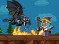 Žaidimai Dragon vs Mage
