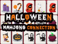 Žaidimai Halloween Mahjong Connection