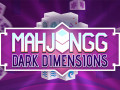 Žaidimai Mahjong Dark Dimensions