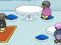 Žaidimai Penguin Diner