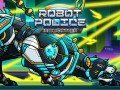 Žaidimai Robot Police Iron Panther