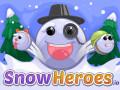 Žaidimai SnowHeroes.io