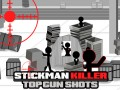 Žaidimai Stickman Killer Top Gun Shots