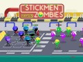 Žaidimai Stickmen vs Zombies
