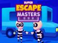 Žaidimai Super Escape Masters