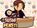 Žaidimai Sushi Feast!