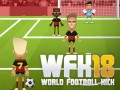 Žaidimai World Football Kick 2018