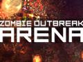 Žaidimai Zombie Outbreak Arena